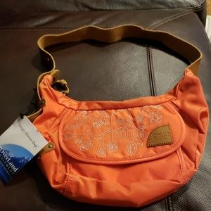 NEW WITH TAG! Overland Equipment shoulder bag.